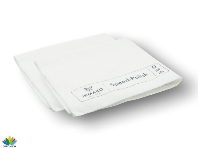 Speed Polish Tuch 2er Pack 35x40cm