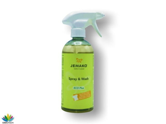Spray & wash 1x500ml / Schaumpumpe