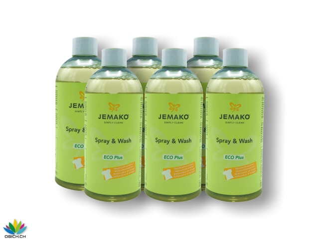 Spray & wash 6x500ml